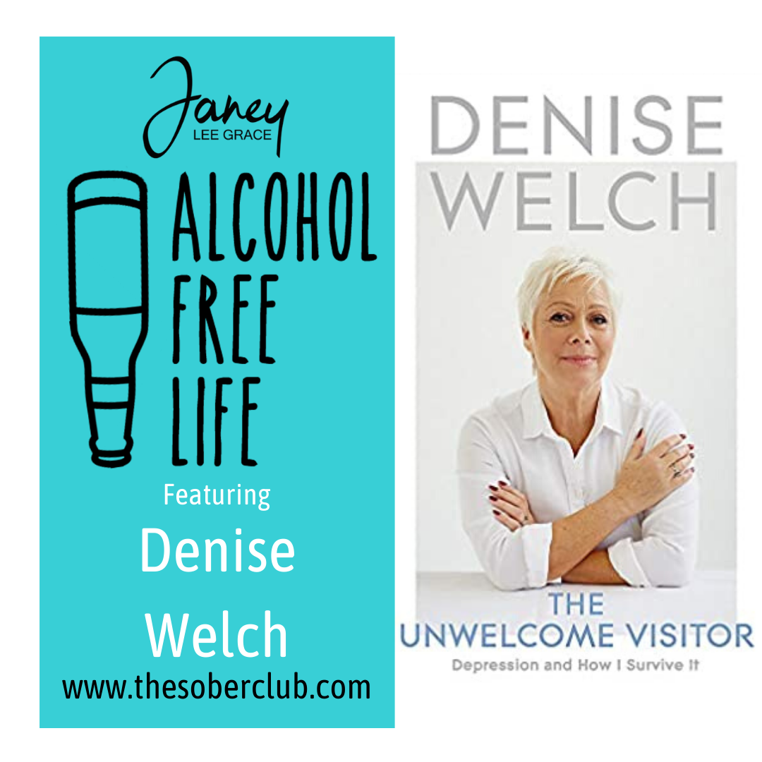 85: Denise Welch on Depression and Alcohol