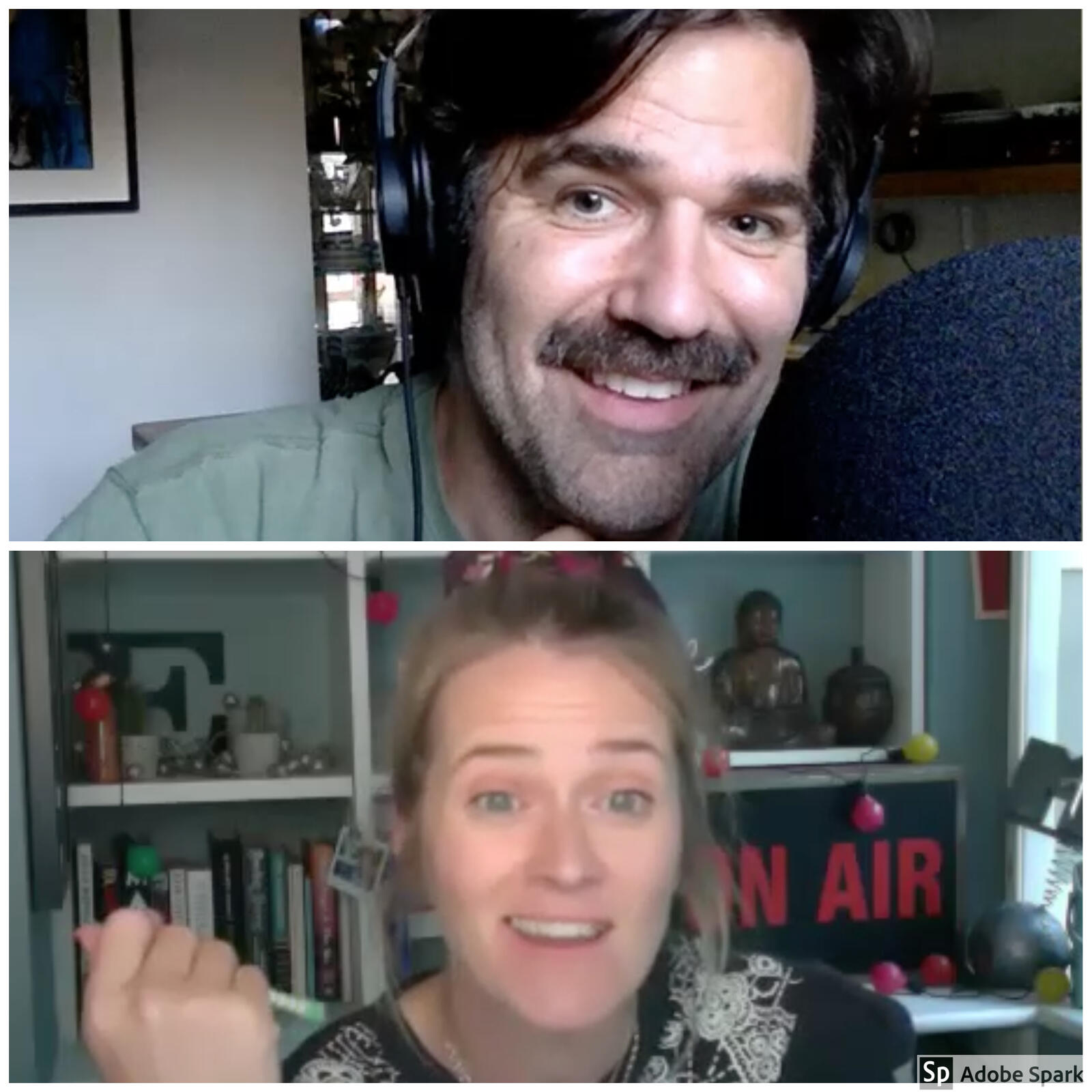 Episode 204: Rob Delaney On The Music Of Catastrophe & Other Things ...