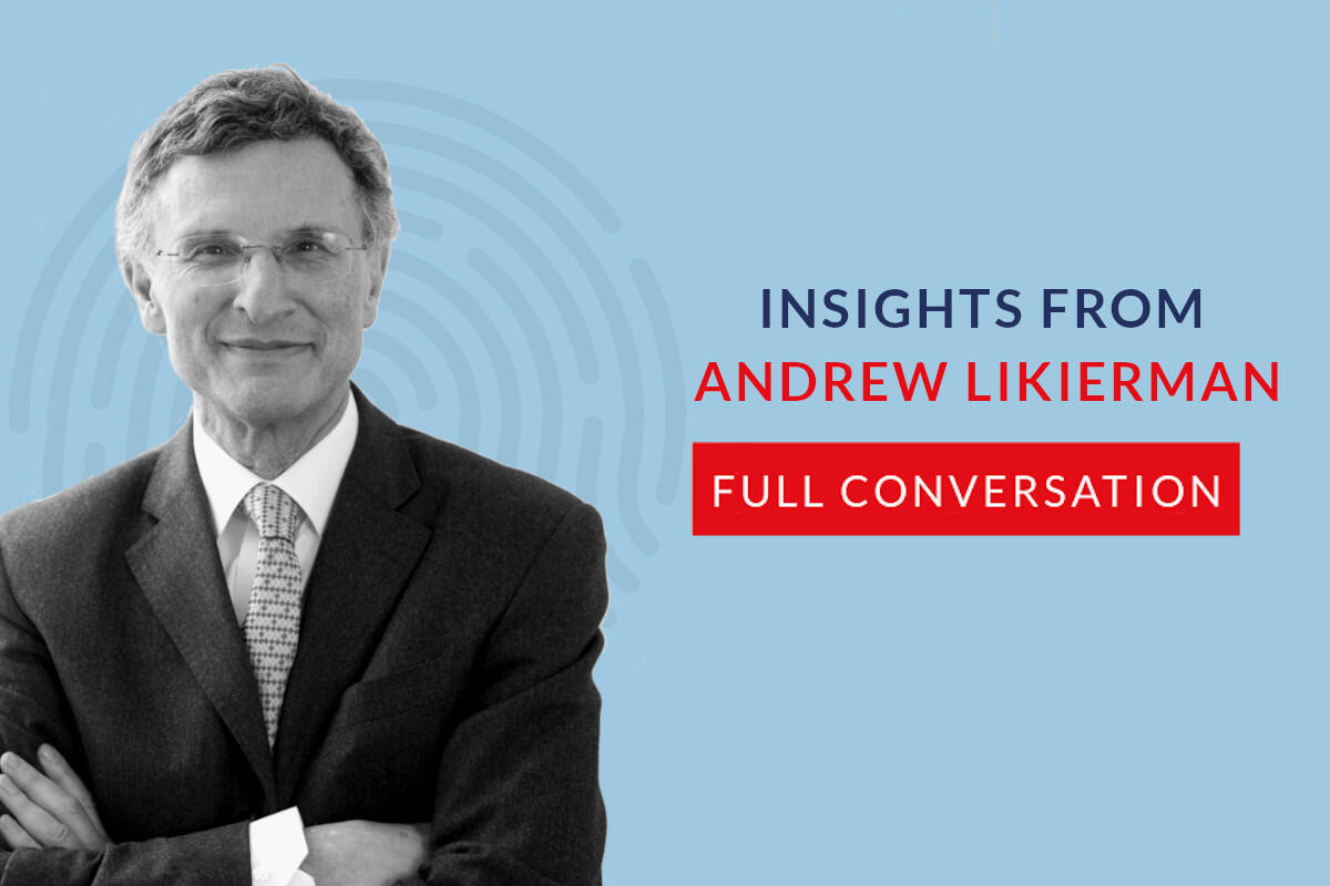 632: 60.00 Andrew Likierman – The full conversation