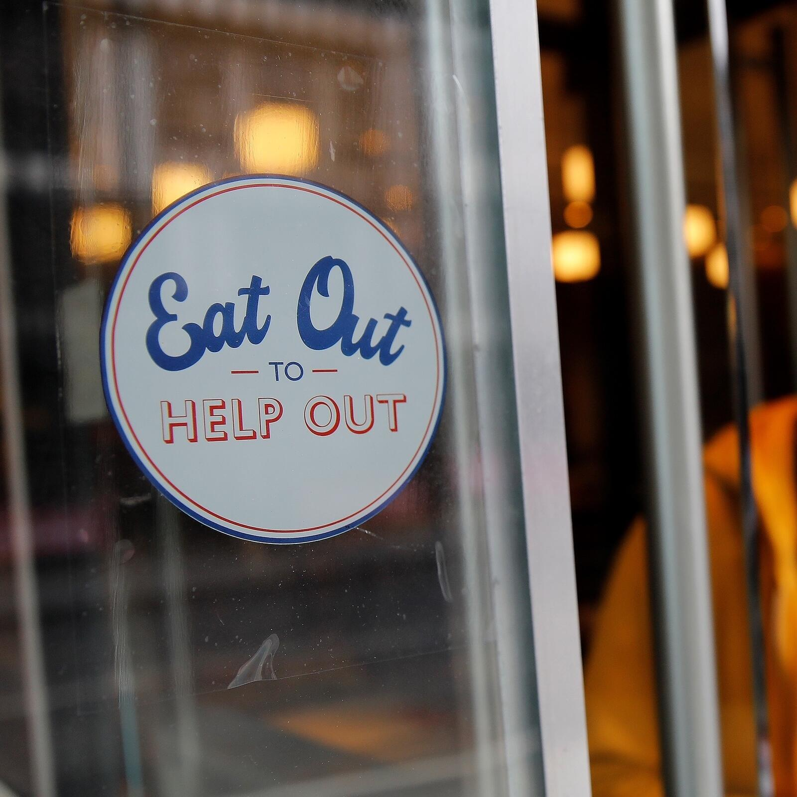 Can 'Eat Out to Help Out' save the restaurant industry?