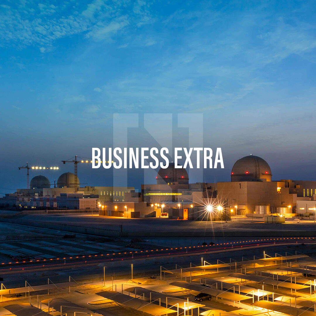 Business Extra Special: ENEC's Mohamed Al Hammadi on UAE's nuclear energy ambitions