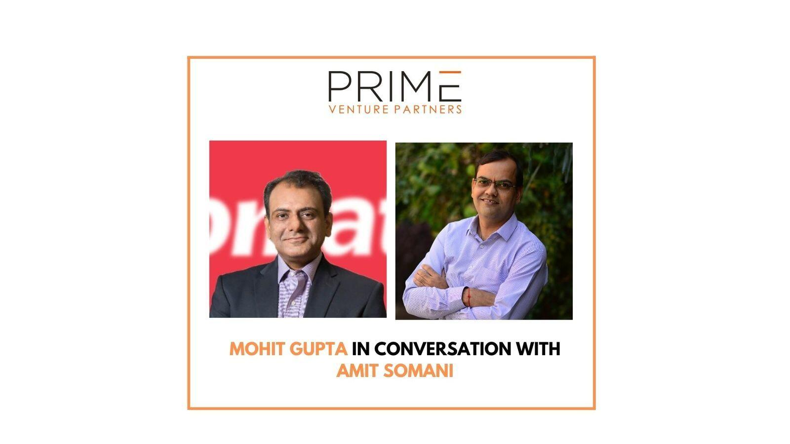 32: Mohit Gupta, CEO Food Delivery Zomato on Thinking Like a Leader
