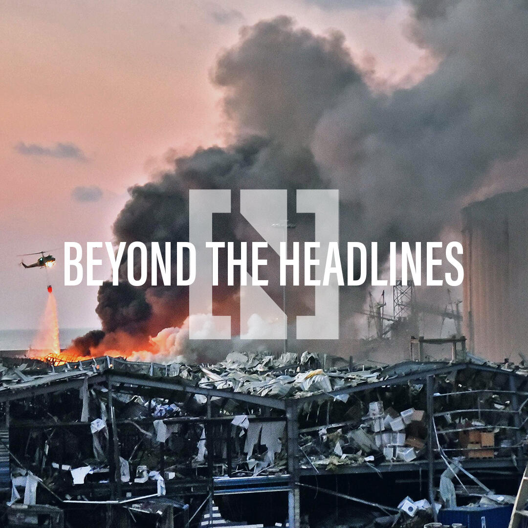 What happened when Beirut exploded?