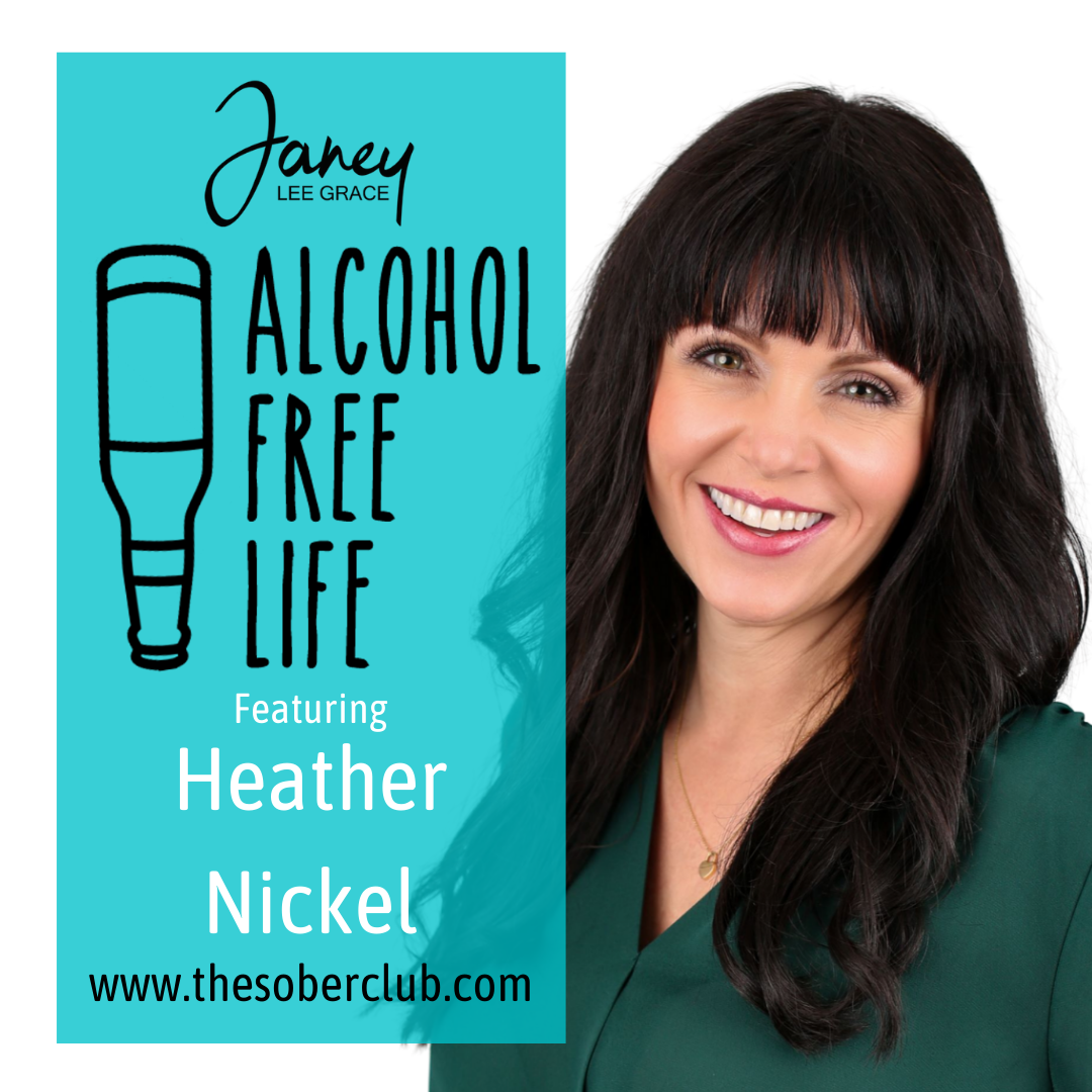 88: With Integrative Nutrition coach Heather Nickel & Noughty AF