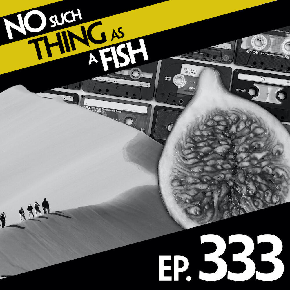 333: No Such Thing As Fingerprints On The Avocados