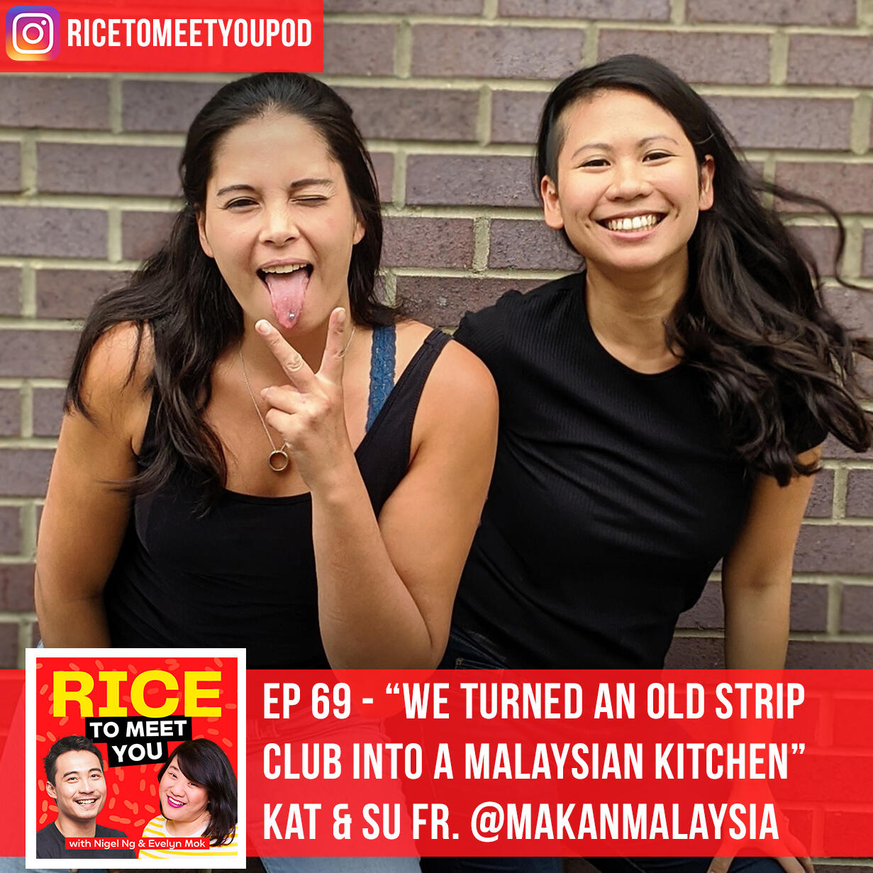 69: We Turned an Old Strip Club into a Malaysian Kitchen ft. Kat & Su, Makan Malaysia
