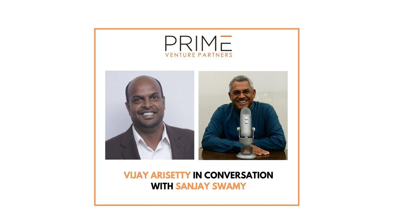 33: Vijay Arisetty, Co-Founder & CEO MyGate on Building Category Creating Products