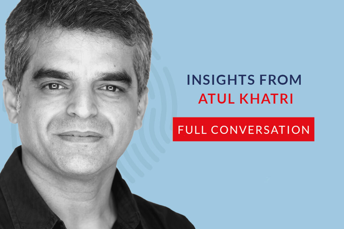 633: 61.00 Atul Khatri - The Full Conversation