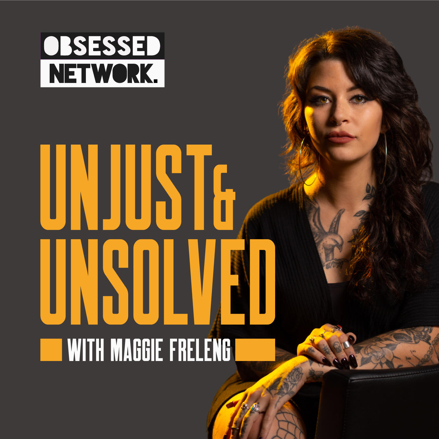 PREVIEW: Unjust and Unsolved