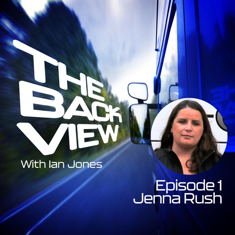 1: The Back View episode 1 - Jenna Rush