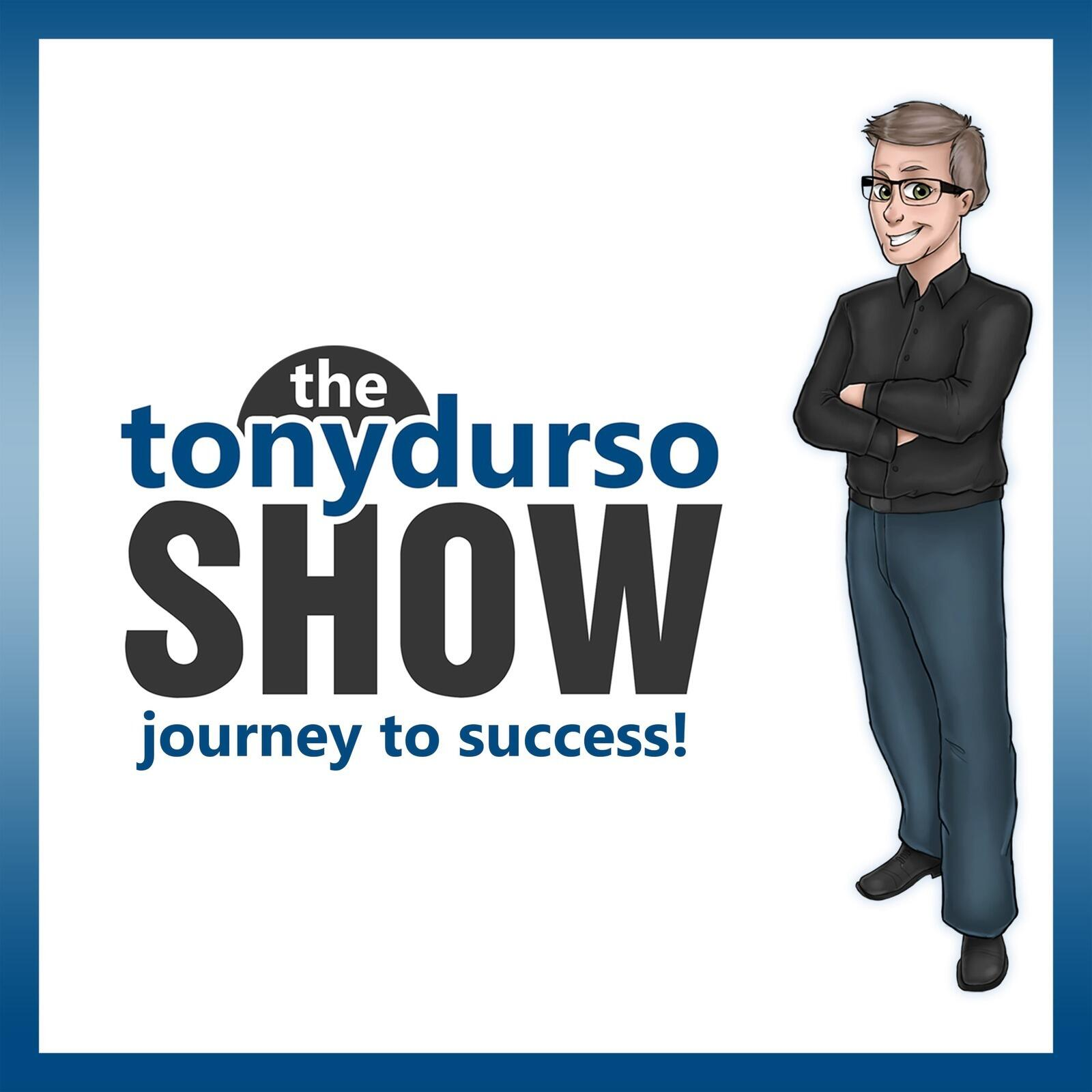 17: Steve Snyder Is interviewed on The Tony DUrso Show