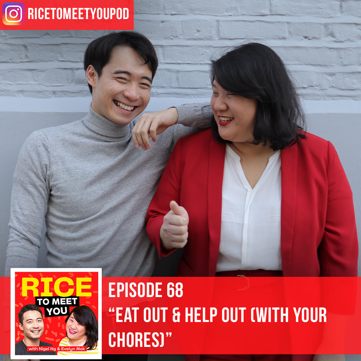 68: Eat out & Help Out (with your chores)