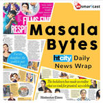 HT City News | Pritish Nandy on Bollywood drug controversy | Ayushmann Khurrana on TIME magazine list | Shweta Tripathi Sharma on mental health |