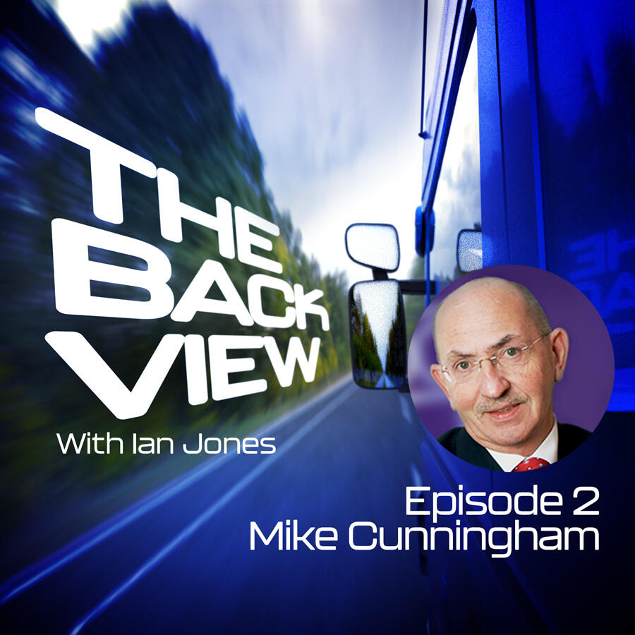 2: The Back View episode 2 - Mike Cunningham