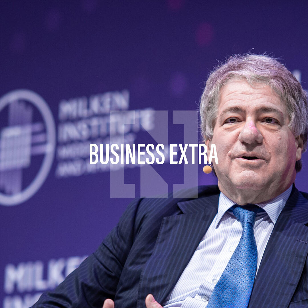 Leon Black on $5.5 billion Adnoc deal