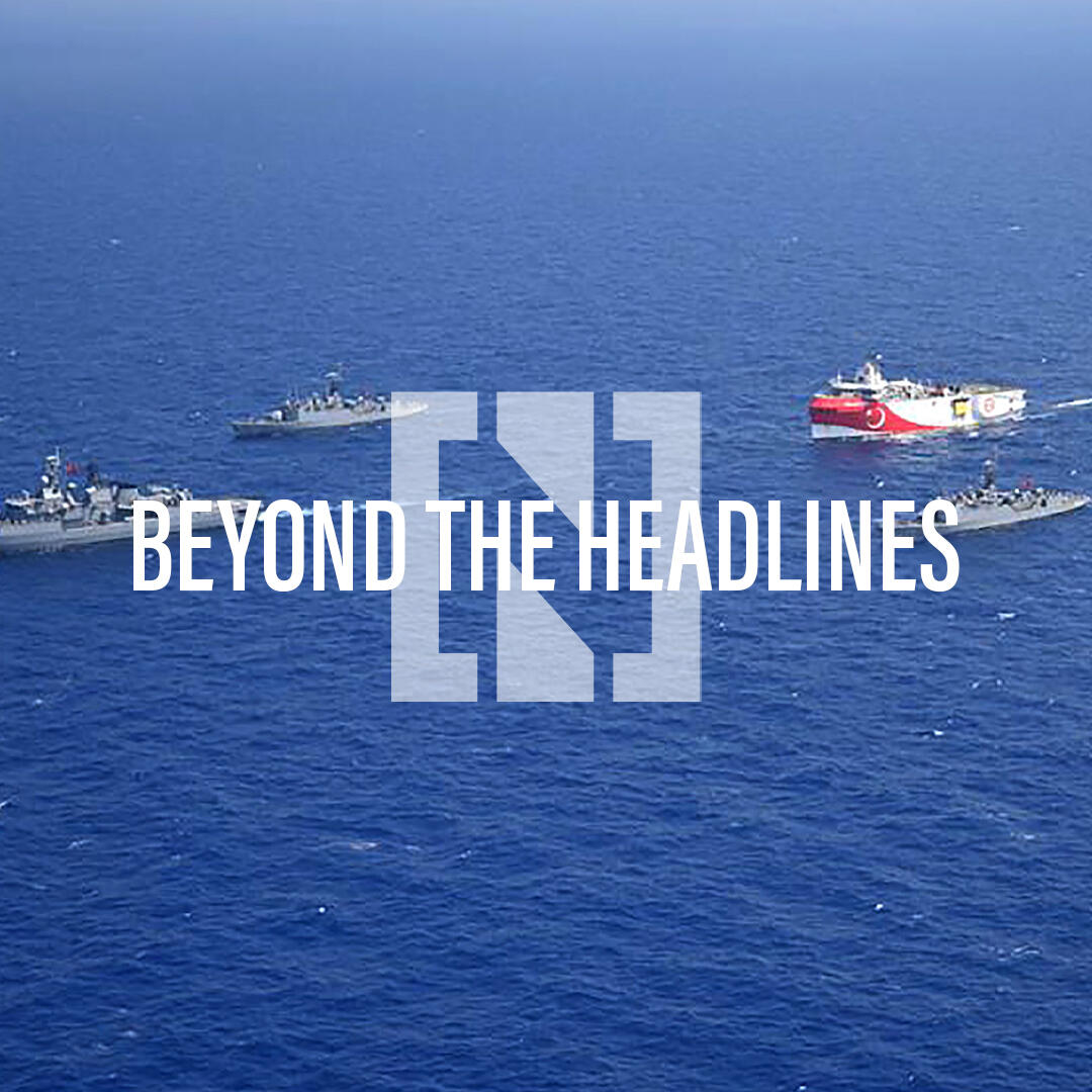 How gas exploration in the Mediterranean is pitting Turkey against Europe
