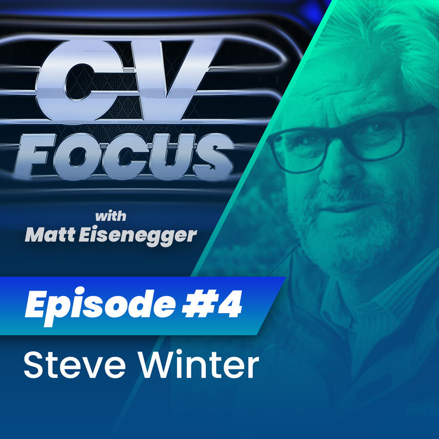 4: CV Focus episode 4 - Steve Winter