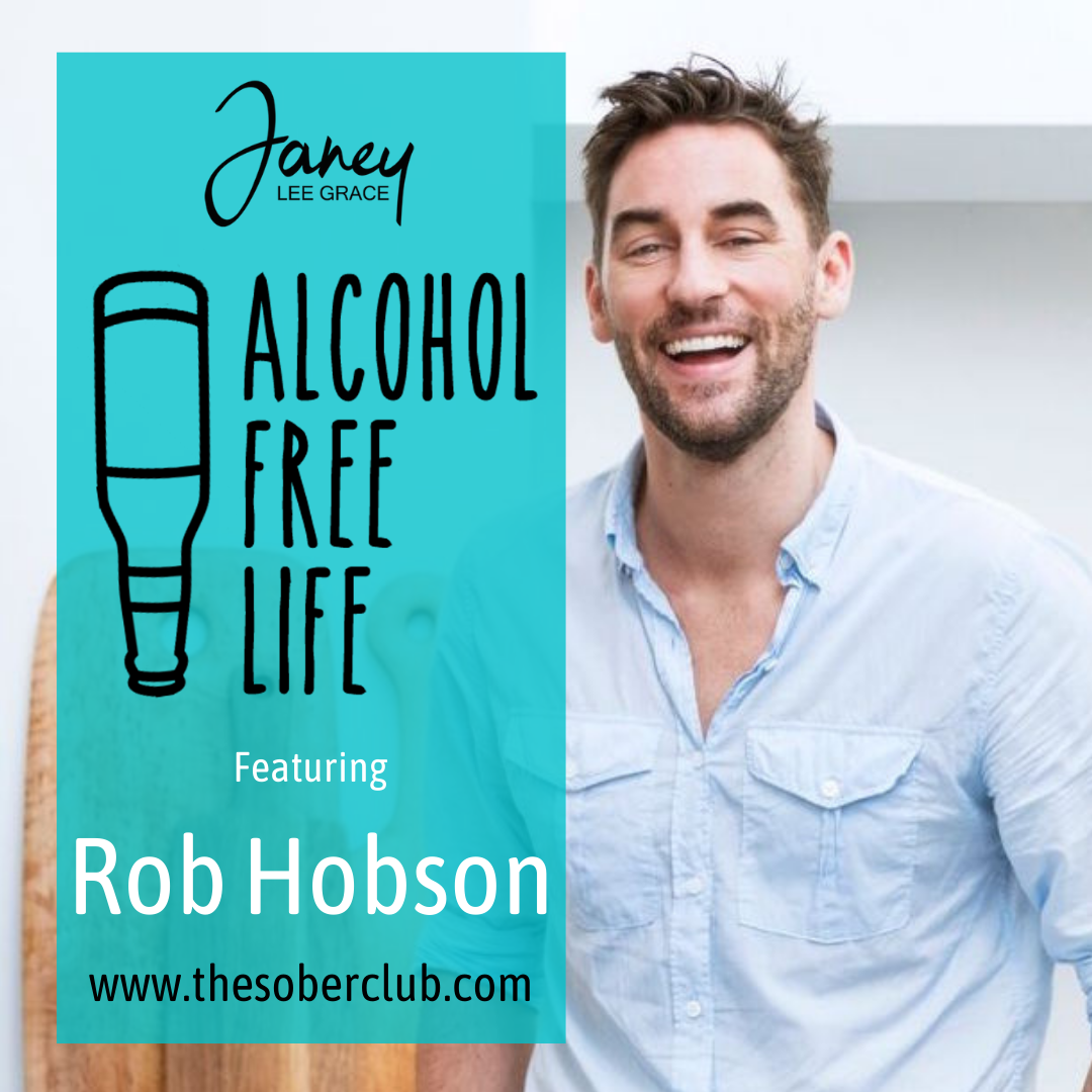 92: With Nutritionist Rob Hobson on 'sober sleep'