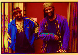 6: POST SCRIPTUM: William Parker & Hamid Drake - becoming nothing we become everything