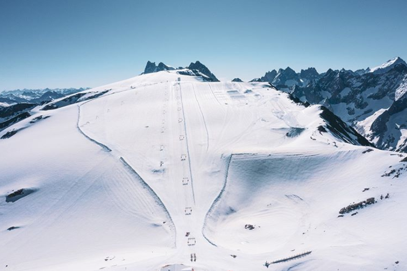 56: Australia, NZ & Skiing in the 'New Normal' in Les 2 Alpes