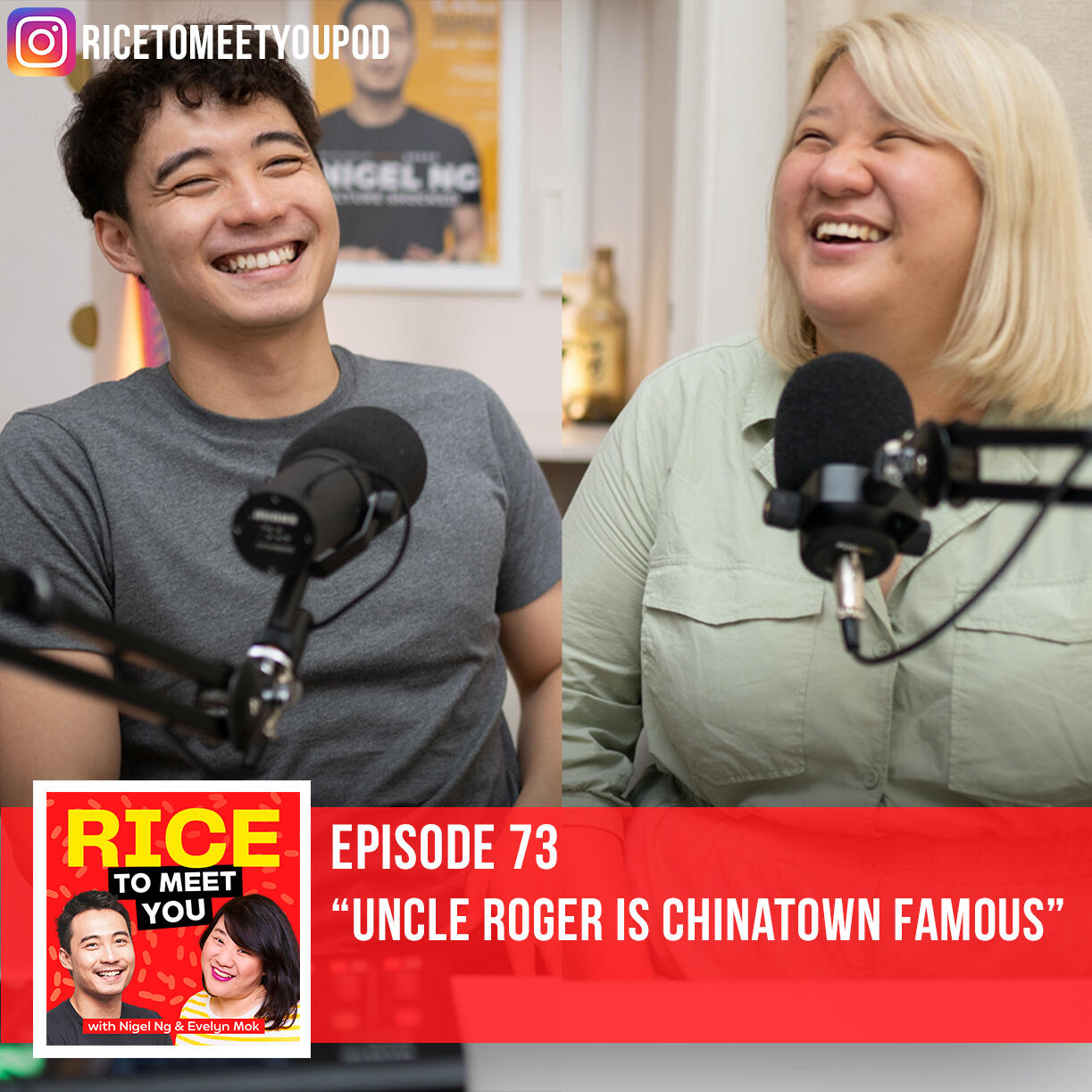 73: Uncle Roger is Chinatown Famous