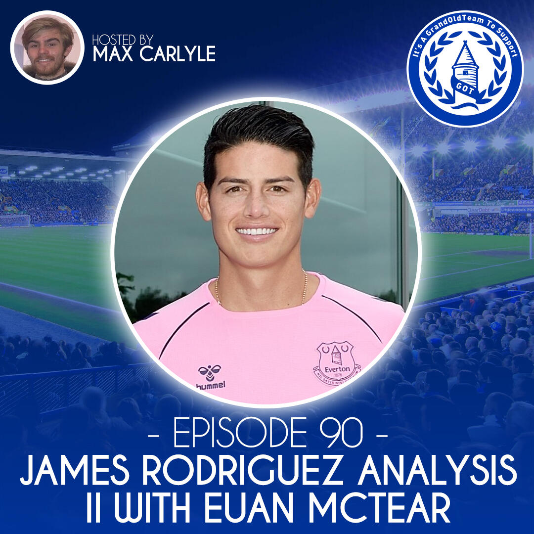 James Rodriguez Analysis II with MARCA's Euan McTear