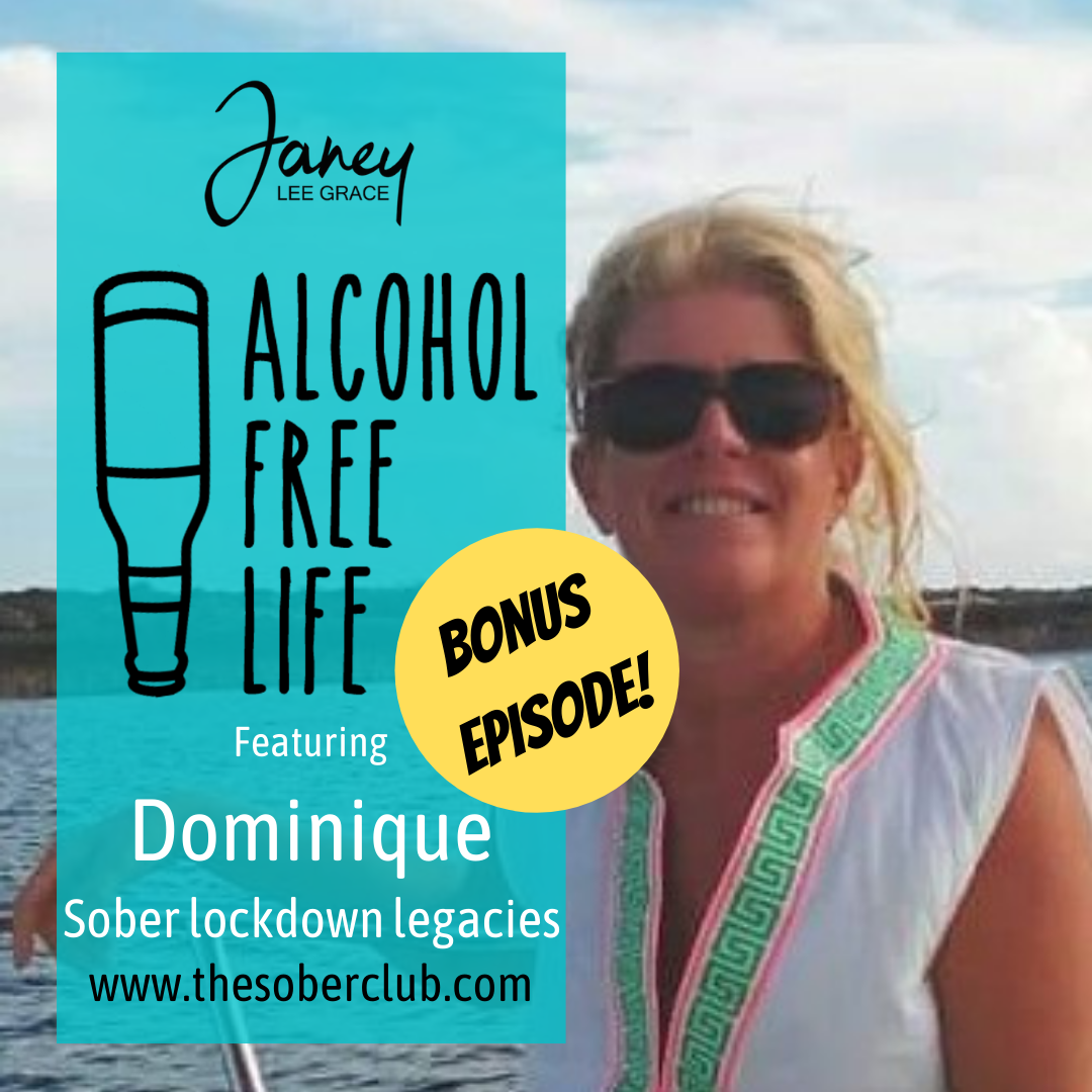 94: Bonus Episode Lockdown Legacies with Dominique