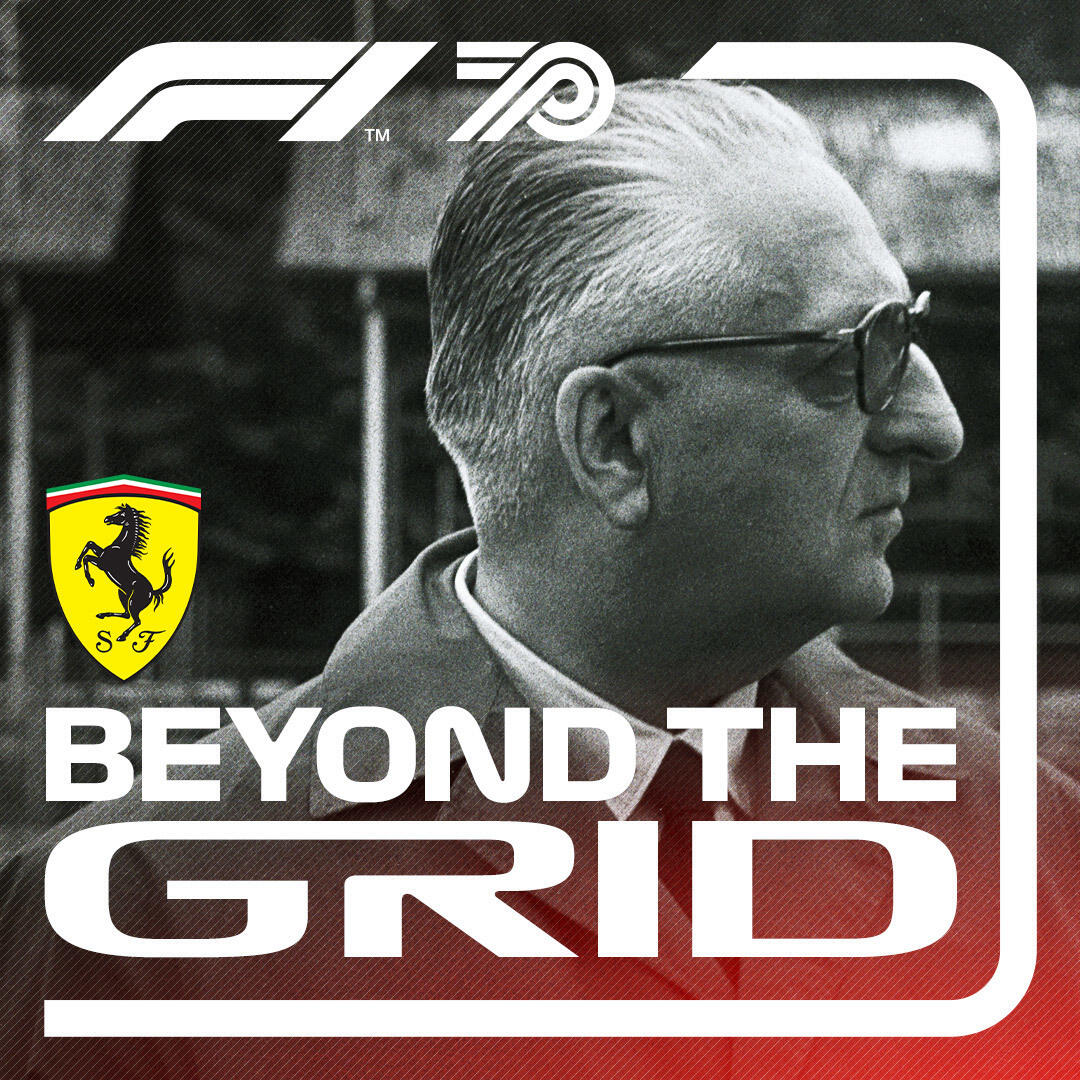 103: Racing for Ferrari - Part 1: The Enzo Ferrari years, with Andretti, Scheckter, Brooks and Berger