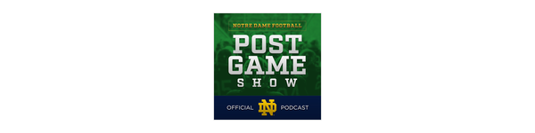 Notre Dame Football Post Game Show