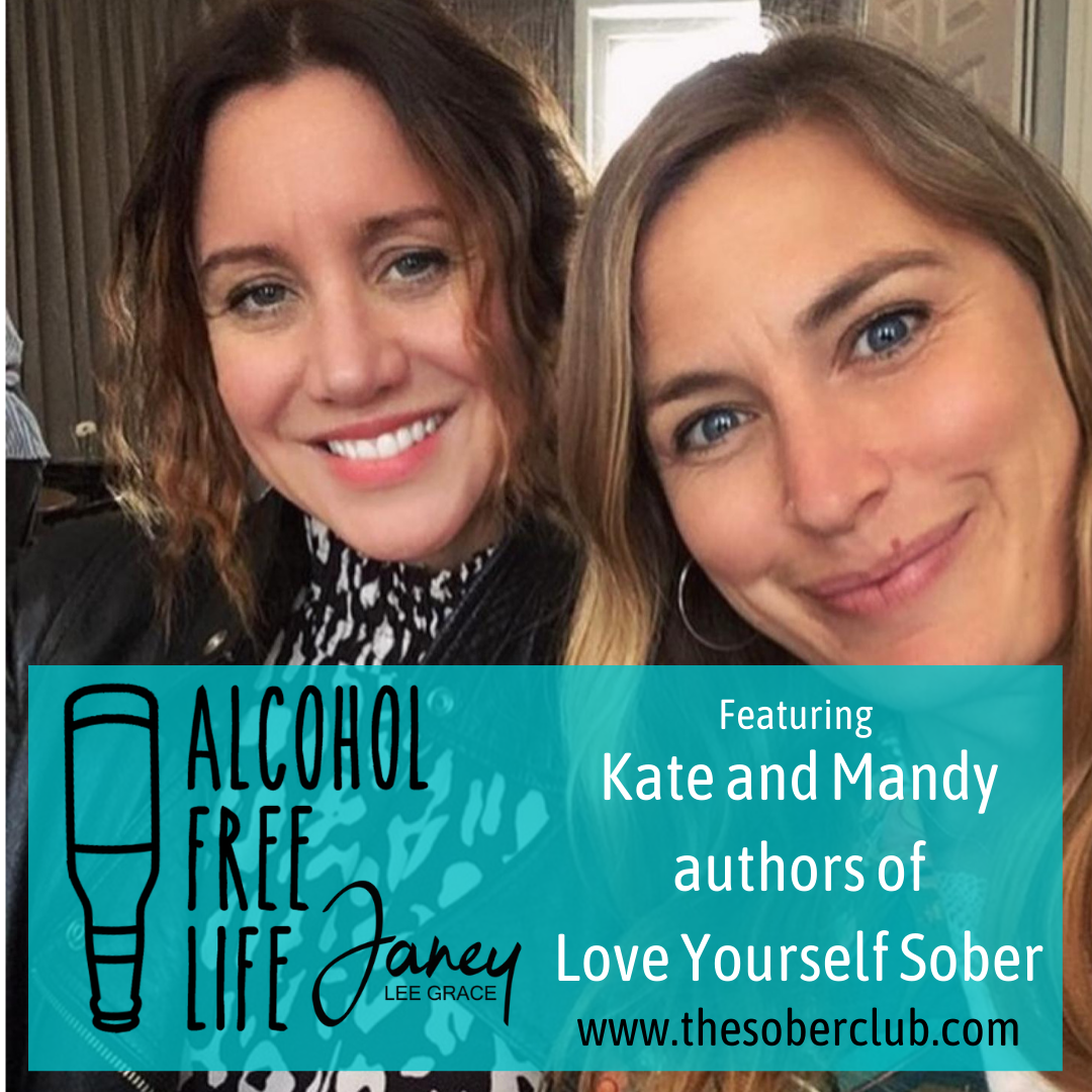 95: With the authors of Love Yourself Sober and Mark from Lyres