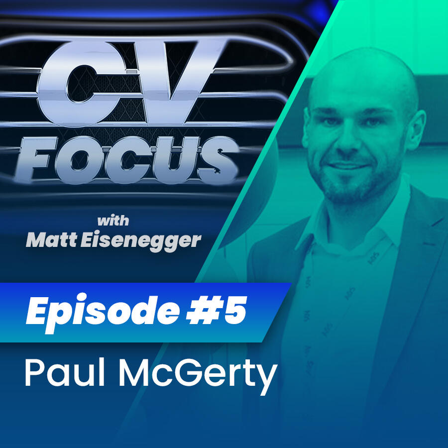 5: CV Focus episode 5 - Paul McGerty