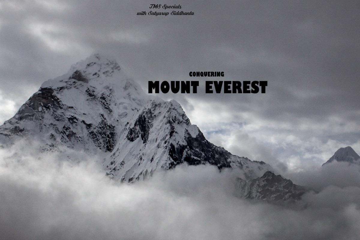 89: Rebroadcast: Conquering Mt. Everest with Satyarup Siddhanta