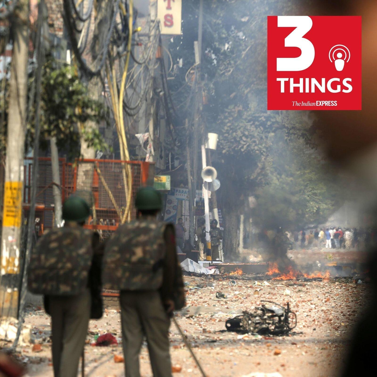 1060: Delhi riots conspiracy chargesheet, Umar Khalid's journey, Opposition boycotts Parliament