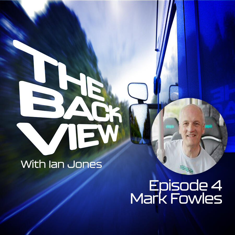 4: The Back View episode 4 - Mark Fowles