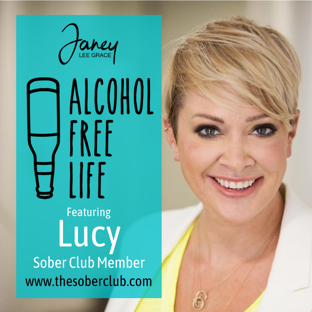 96: Lockdown Sober Legacy with Lucy Chamberlain