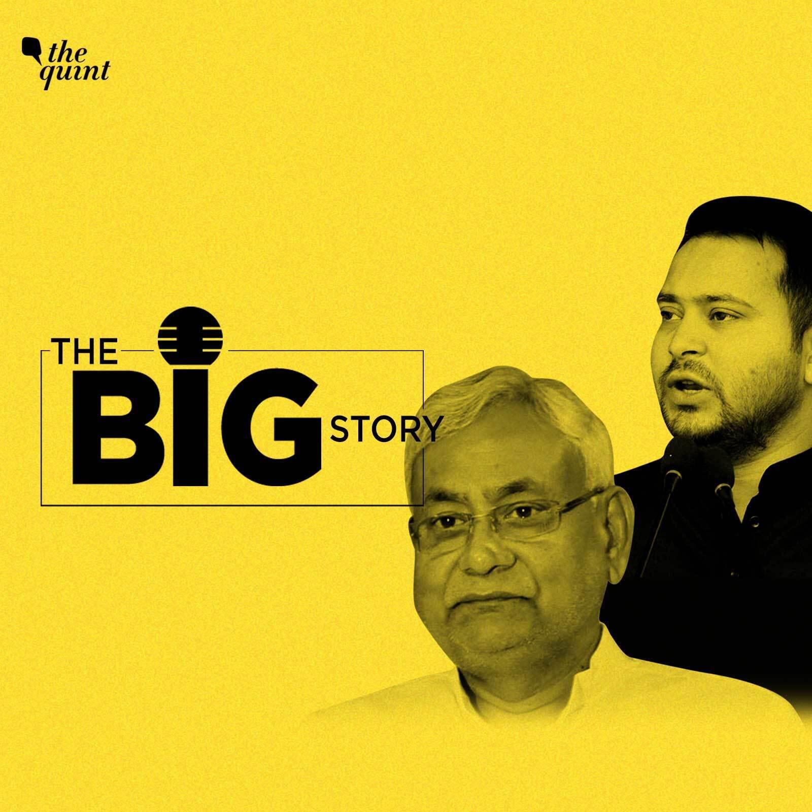 540: Can Nitish Kumar Return as Bihar CM Riding on Modi's Popularity?