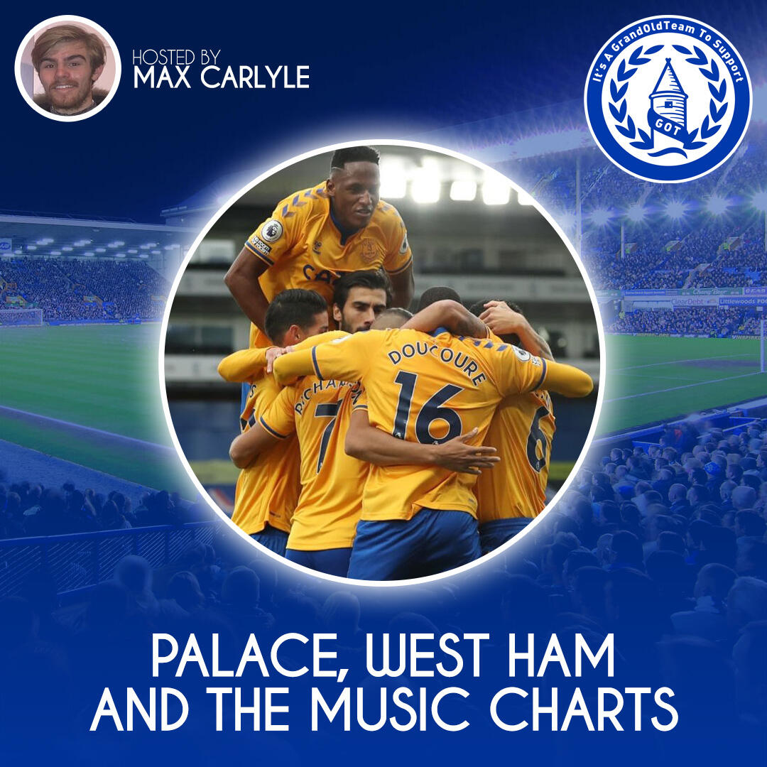 Palace Reaction, West Ham Preview, Top of the League & Top of the Charts