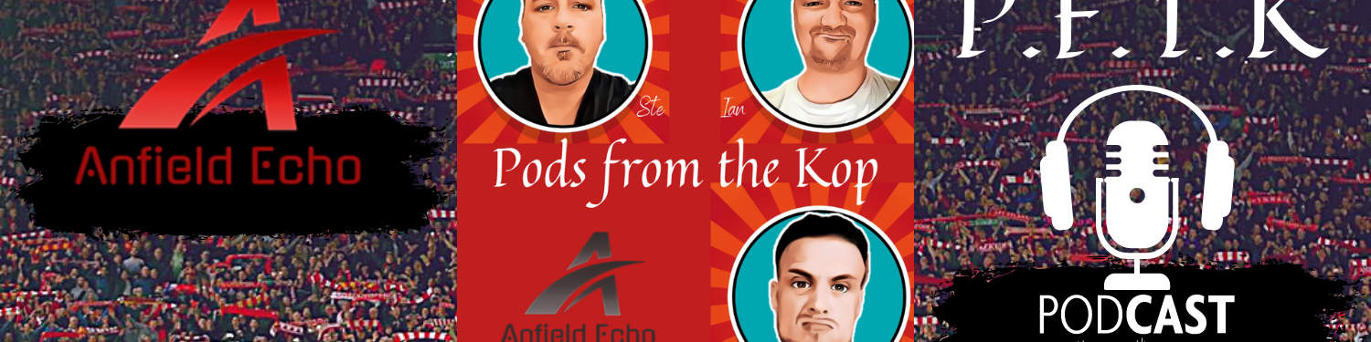 Pods From The Kop by @Anfield_Echo
