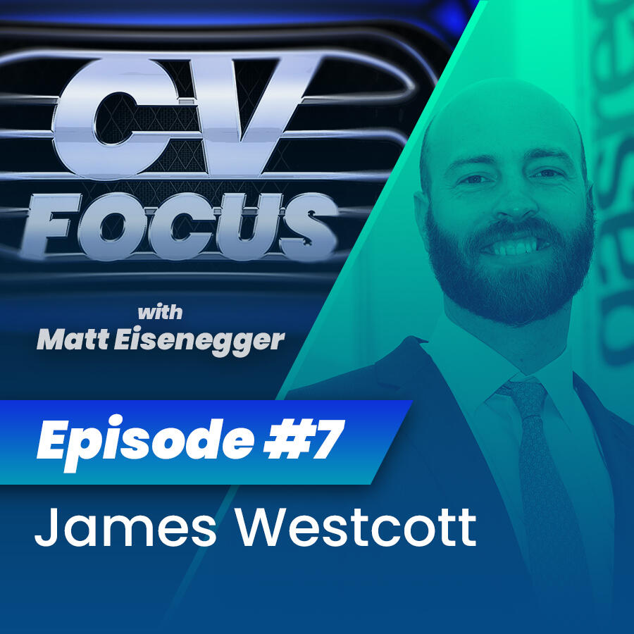 7: CV Focus episode 7 - James Westcott