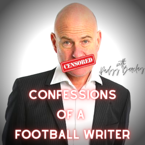 Confessions of a Football Writer, with Paddy Barclay