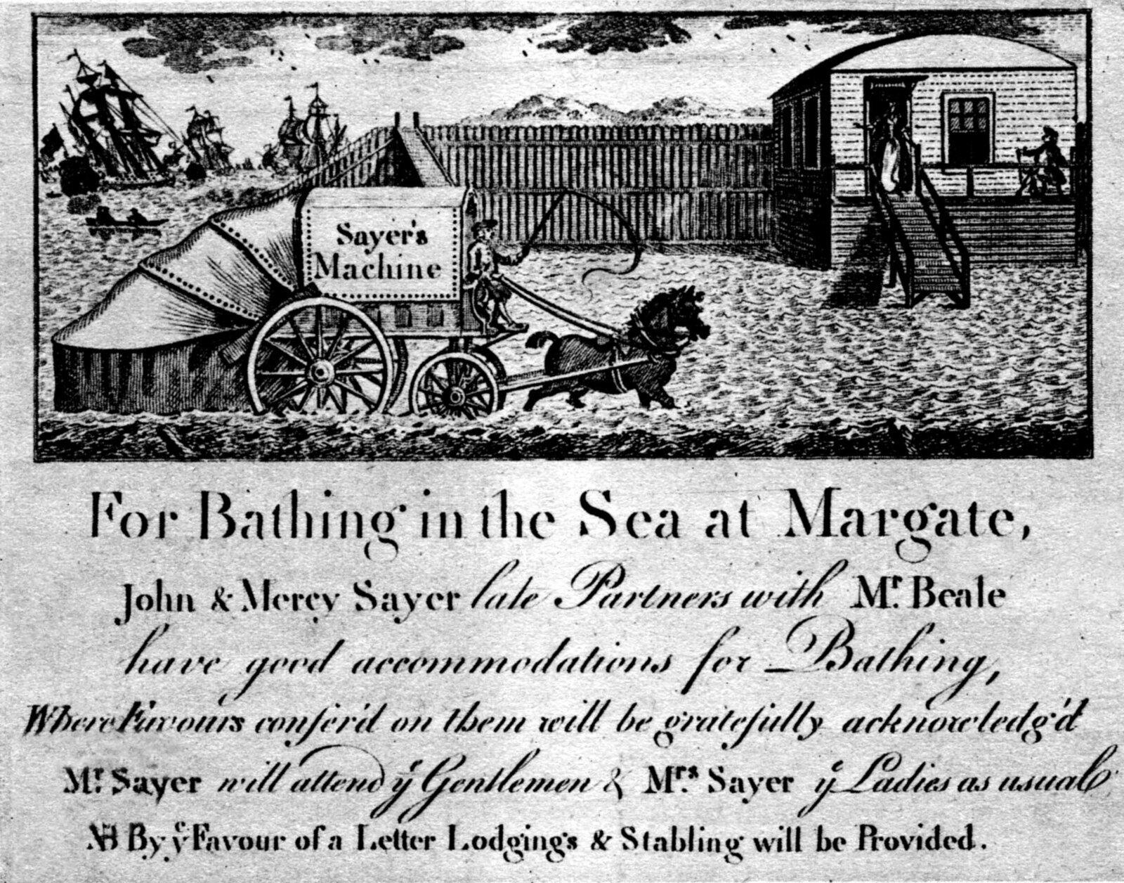 6: The Margate Naked Bathing Incident, 1801