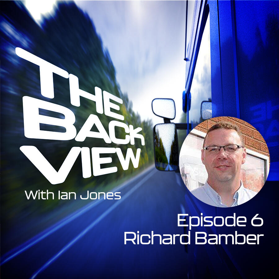 6: The Back View episode 6 - Richard Bamber
