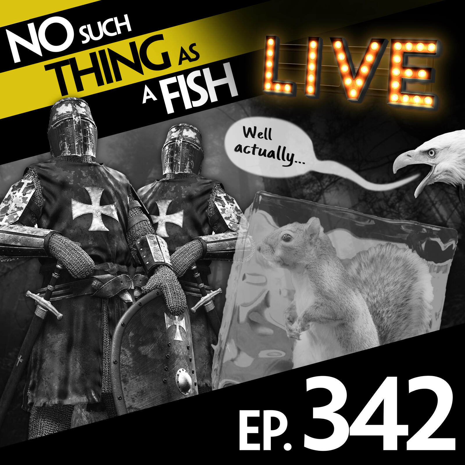 342: No Such Thing As A Presidential Fight Club