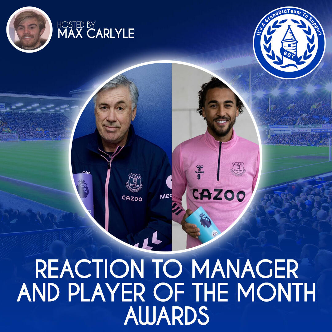 Reaction to Player & Manager of the Month with Richard Buxton