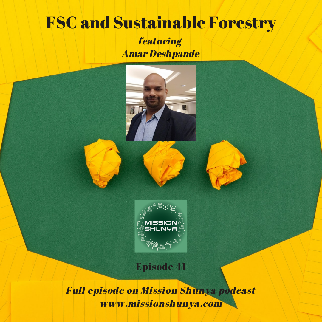 41: FSC and Sustainable Forestry
