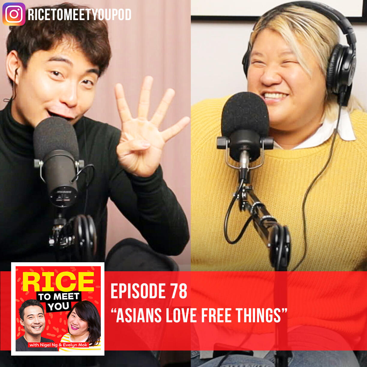 78: Asians Love Free Things