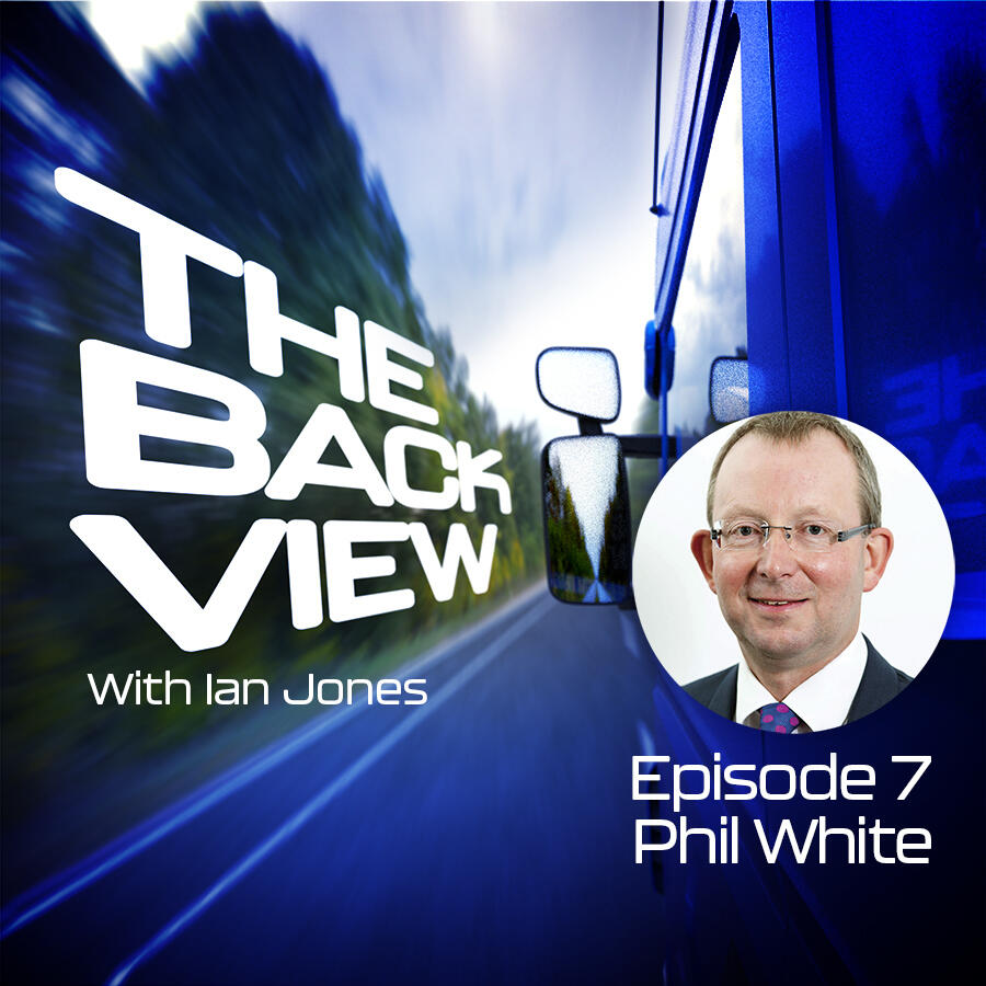 7: The Back View episode 7 - Phil White