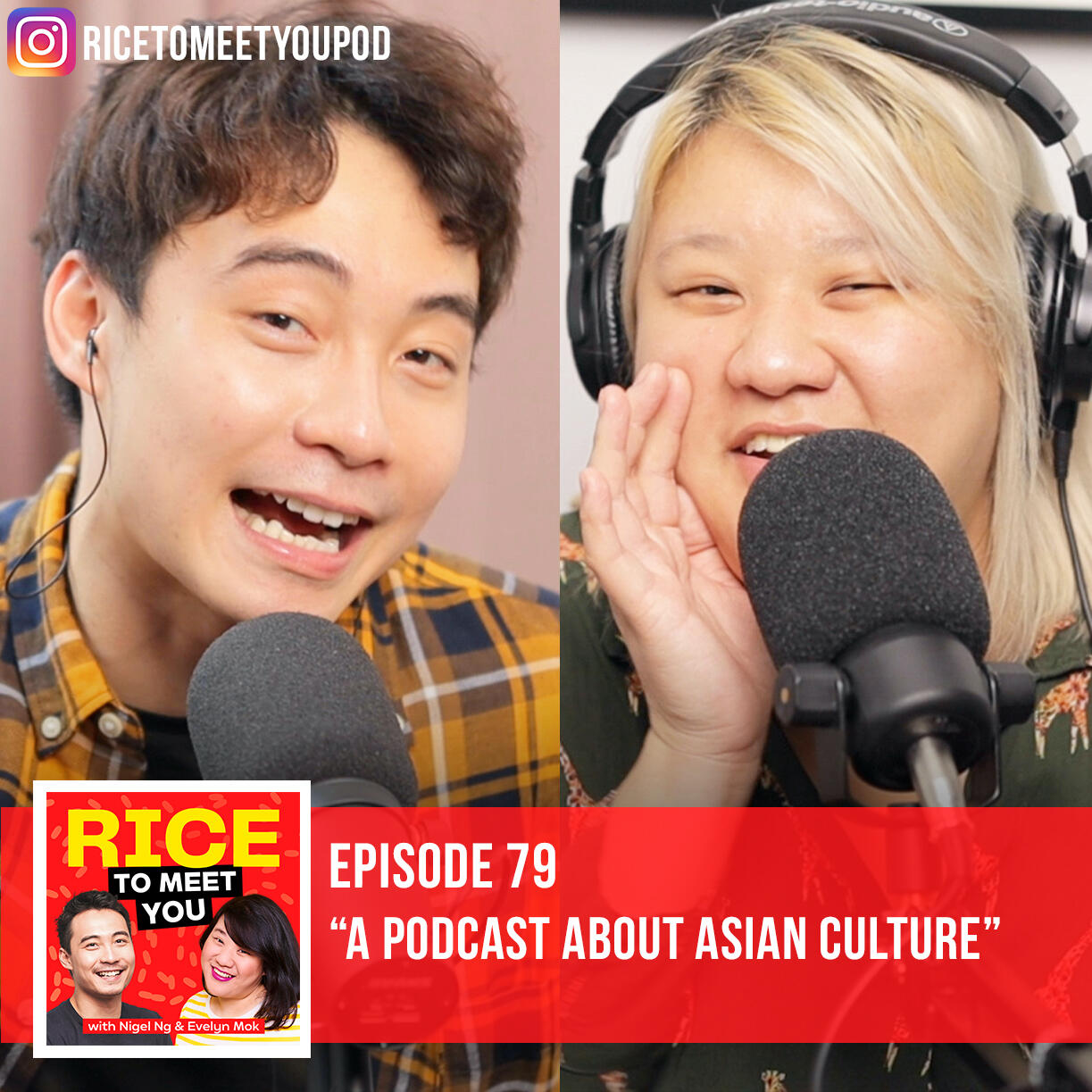 79: A Comedy Podcast About Asian Culture