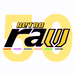 Retro RAW logo