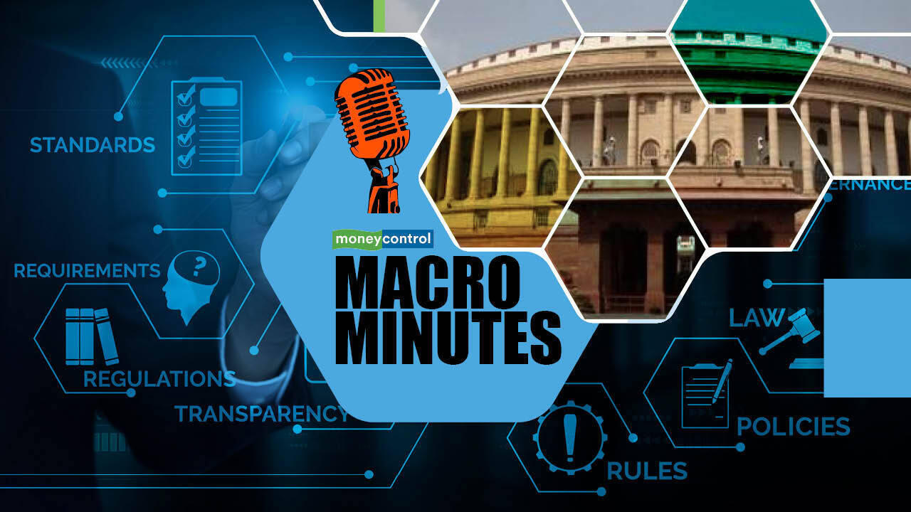 3332: Macro Minutes Podcast | The economic impact of second Covid 'surge' will not be as large as the first one: Chief Economic Advisor